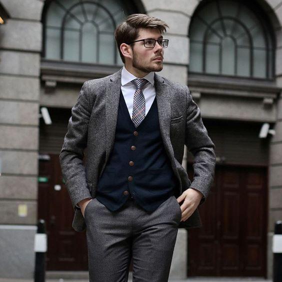 Ways Men Can Wear a Cardigan