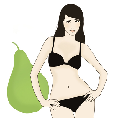 The Ideal Diet For a Pear Body Type