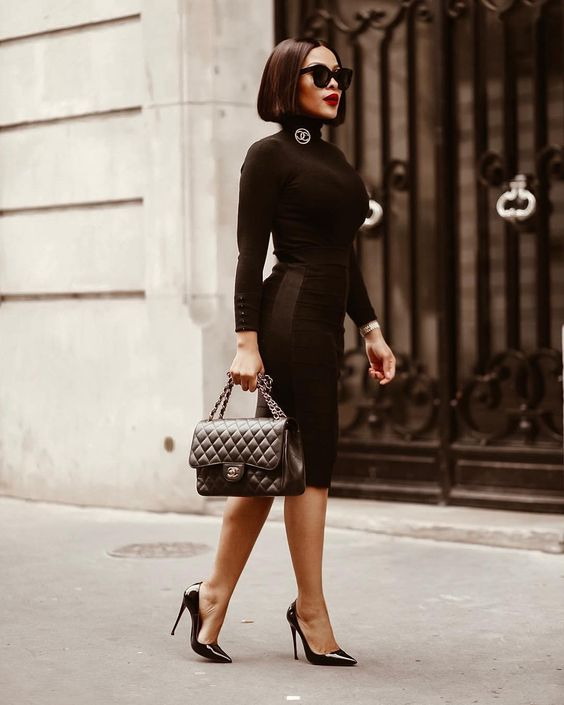 Sophisticated Fashion Style
