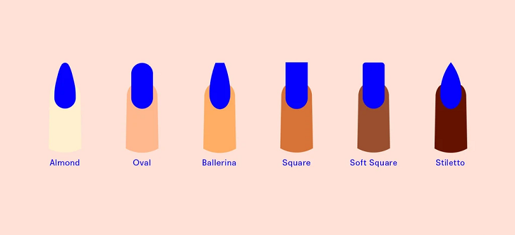 How to Find the Most Flattering Nail Shape for Your Hands