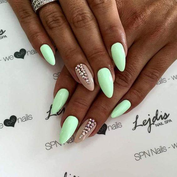 Russian Manicure