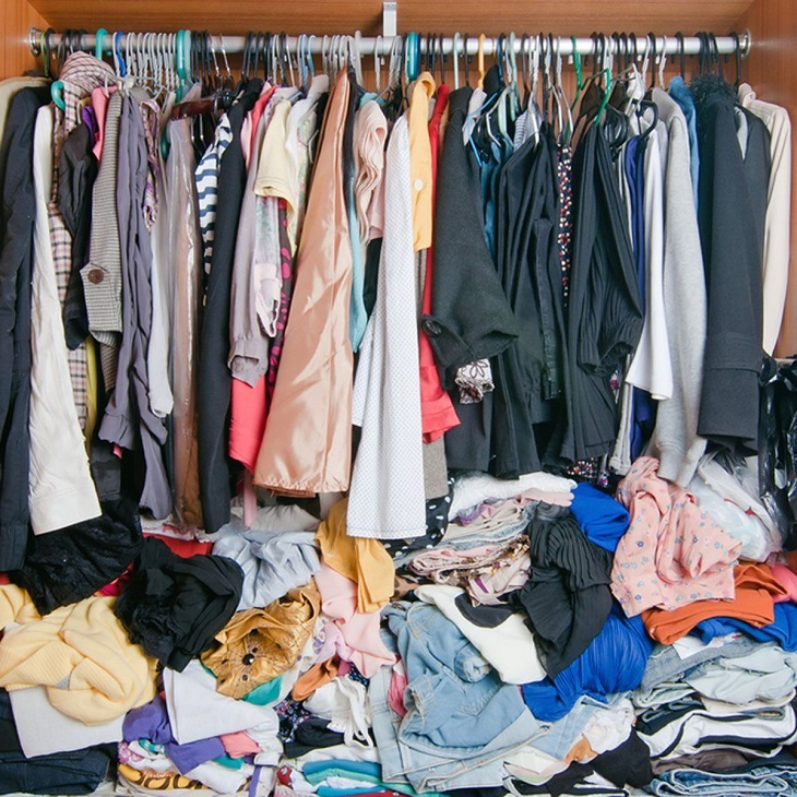 Easy Steps to Finally Decluttering Your Wardrobe