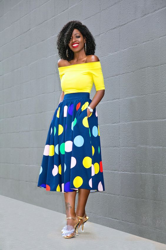 Best Ways to Style High Waisted Skirts