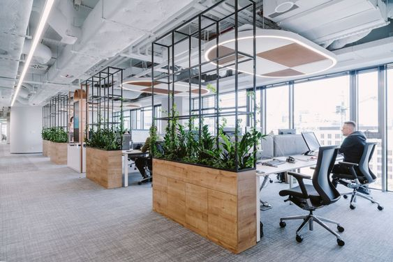 How to Make Your Office Space Productive   Fashionable Step Mum