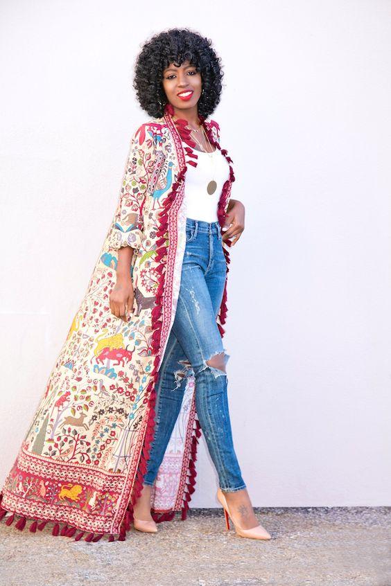 Here's How to Style Kimono
