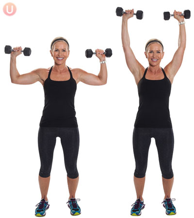 Exercises that Tighten and Lift Breasts