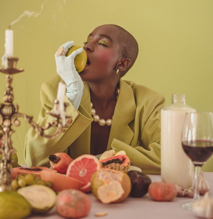 Your Body Odour Has A Lot TO Do With What You Eat