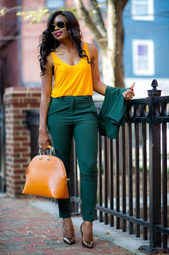 Colour Blocking: Best Colour Combinations for Your Everyday Outfits