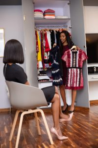 What Happens in a Wardrobe Consultation