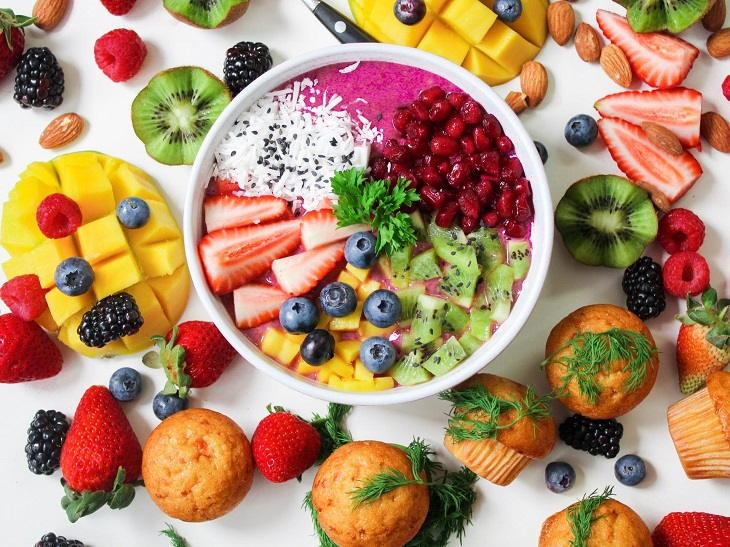 How The Food You Eat Affects Your Mood