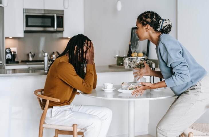 Blended Families: 3 Reasons Why He Instinctively Says Yes to His Ex When You Want Him To Say No