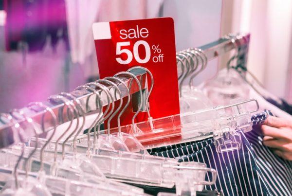 Shop During a Sale
