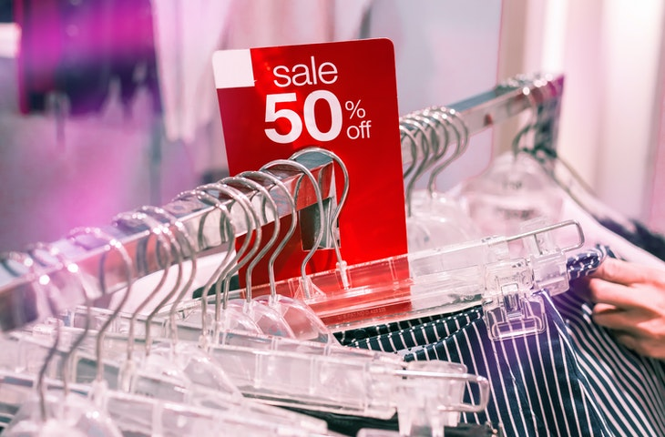 How to Shop During a Sale